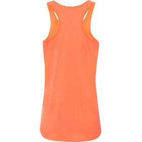 The North Face 24/7 - Camiseta sin mangas running Mujer - naranja